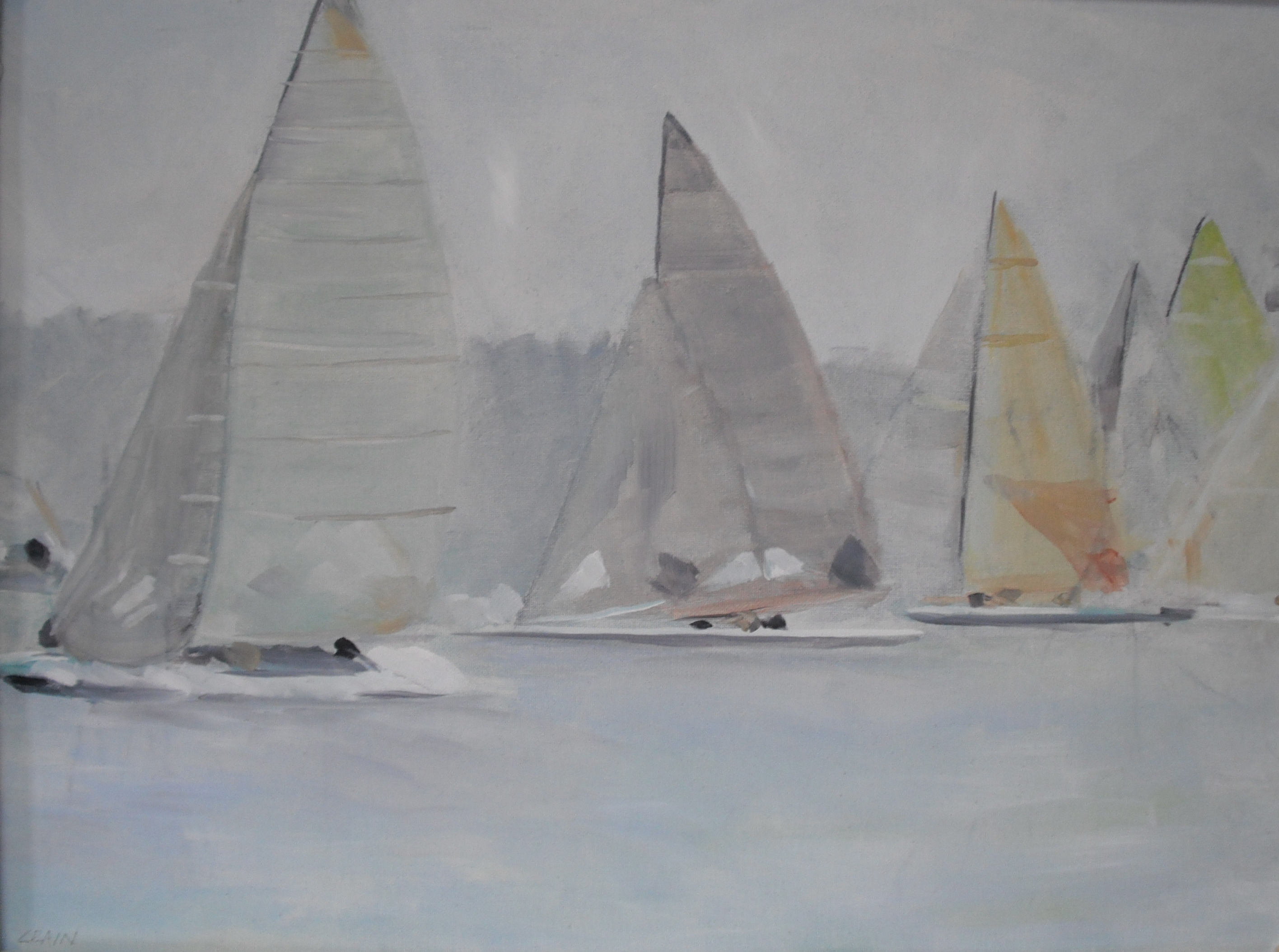 A boats on Pewaukee lake_3_3