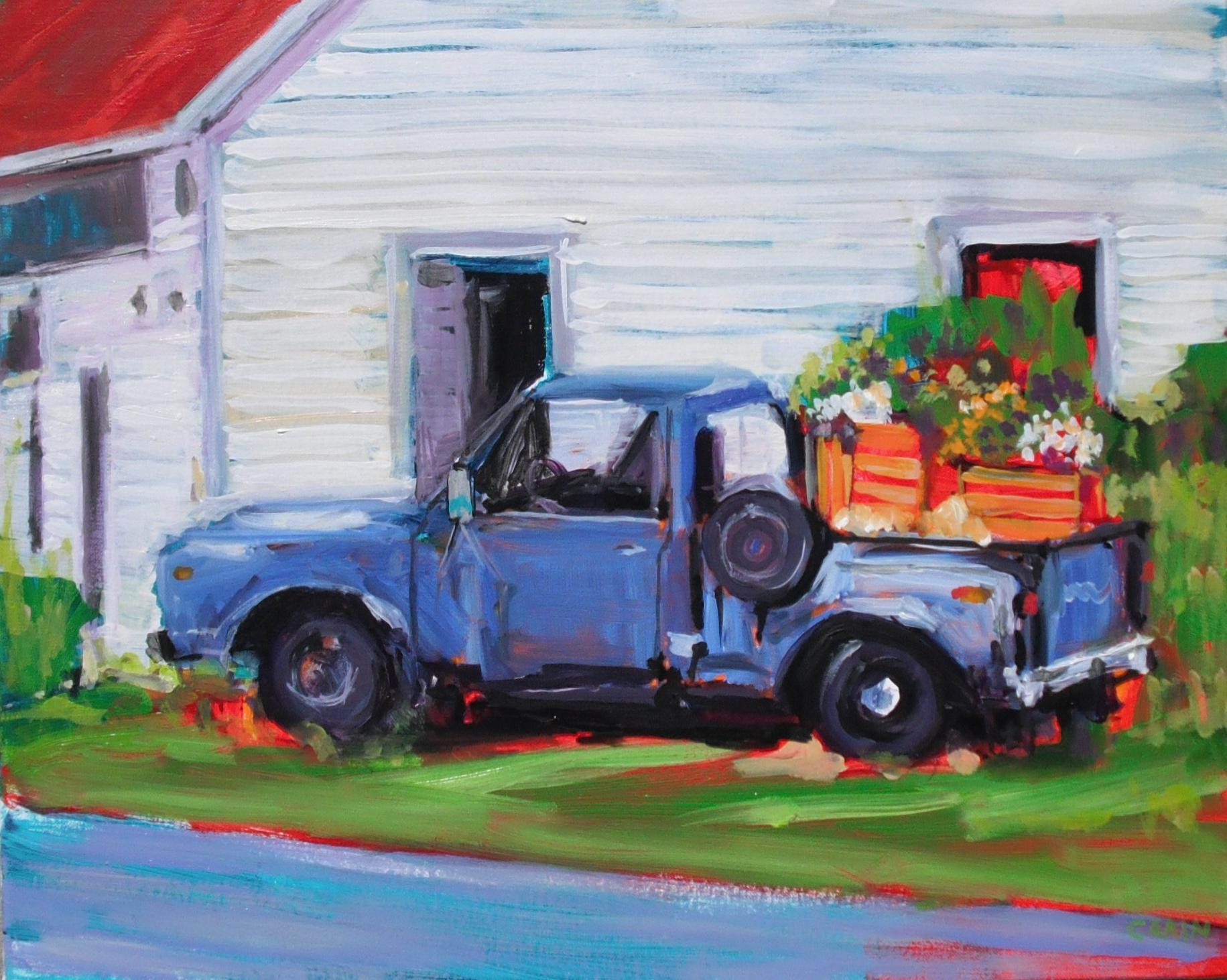 Gus's truck