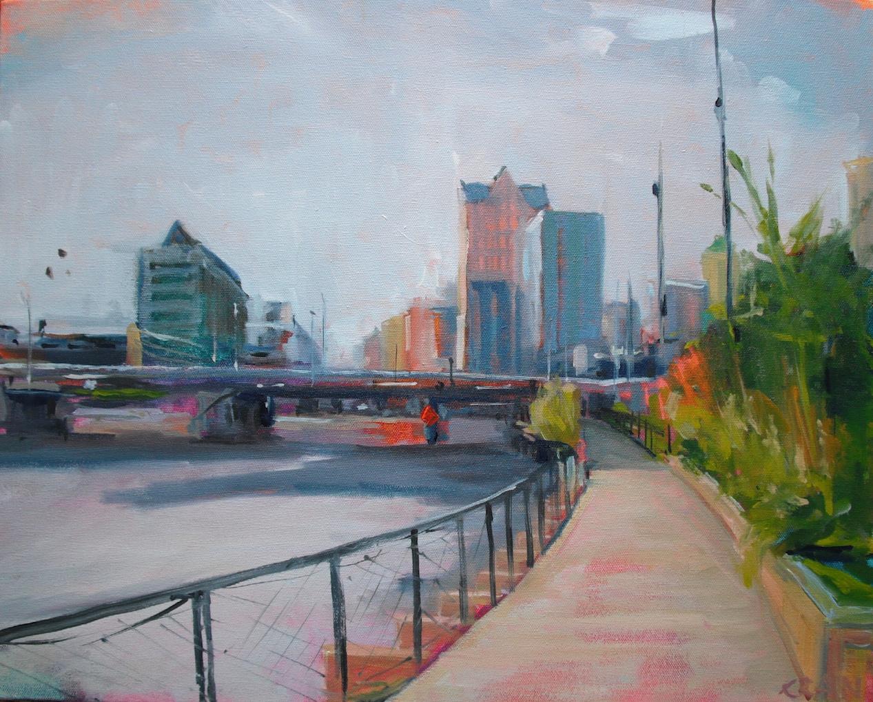 Riverwalk north