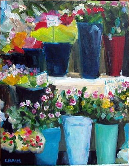 Rows of Pots 2