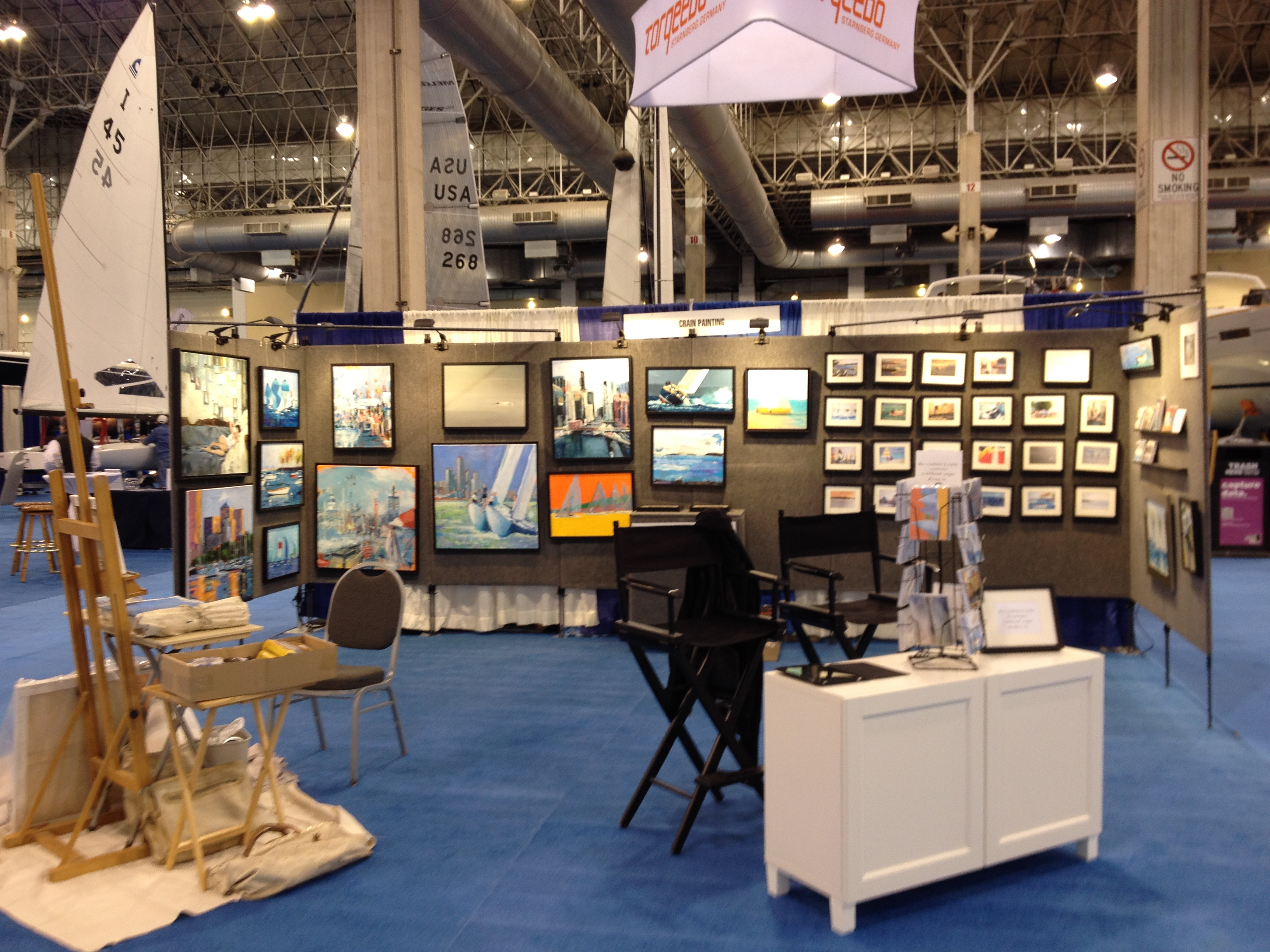 Strictly Sail Chicago Booth #S1041