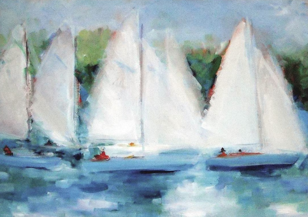Youth sailing